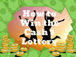 How to Win the Cash 5